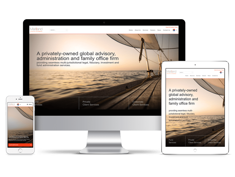 Case Study: One powerful user experience for Maitland Group