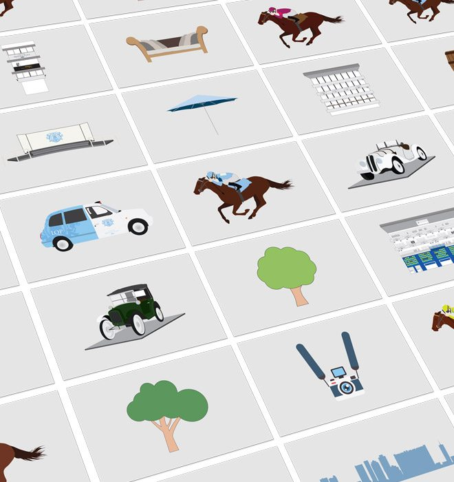 L'Ormarins Queen's Plate iconography design