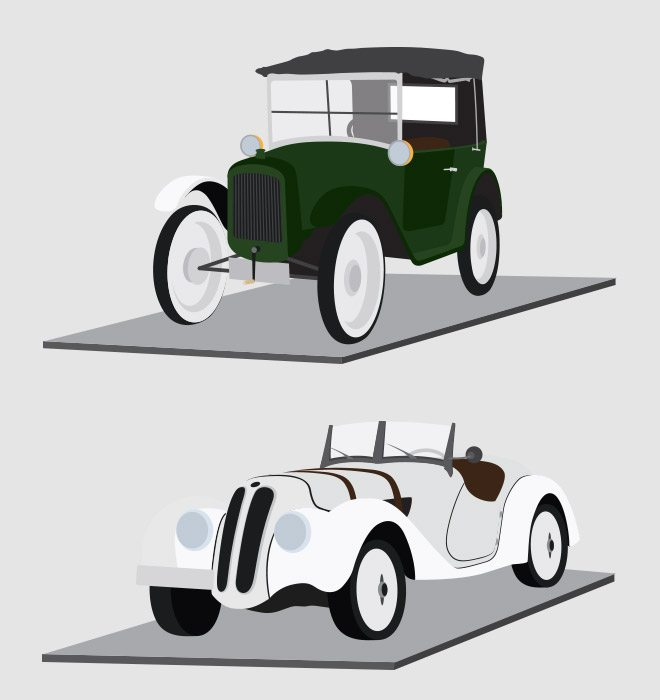 L'Ormarins Queen's Plate vehicle design assets